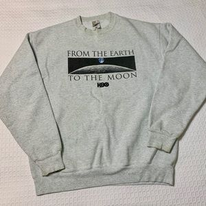 Vintage HBO Film From Earth to the Moon Size Xl